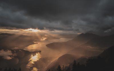 Annecy sous les orages